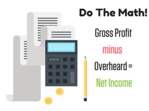 Net Income Equation