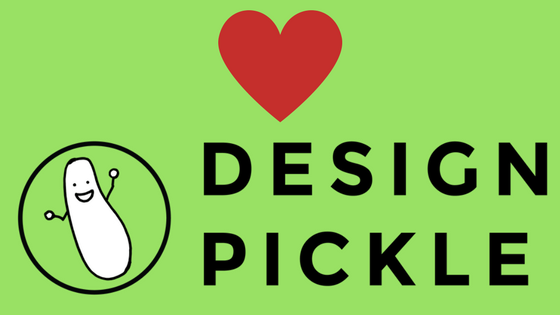 We Love Design Pickle (and they dig us too!)