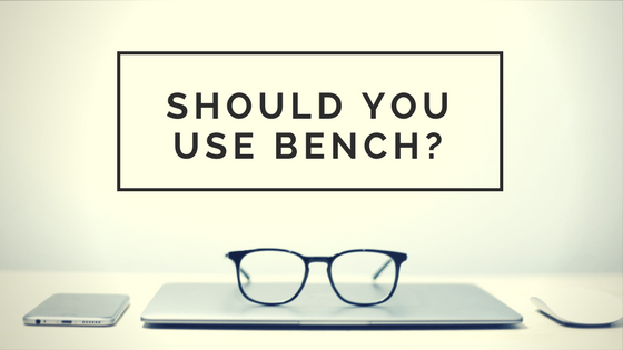 Is Bench Bookkeeping Right for You?