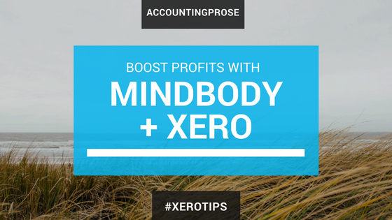 How to Use Mindbody and Xero to Increase Your Gross Profit
