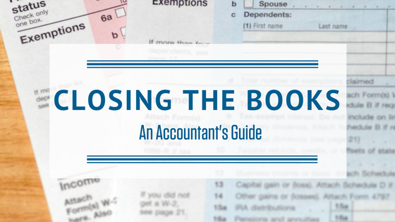An Accountants Guide to Closing the Books at Year End